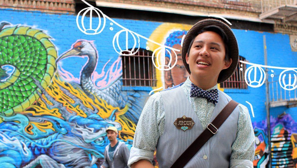 Free Chinatown Tour